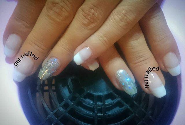 Soak off gel nails. Ημιμόνιμο βερνίκι  #nails #nailart #nailpolish #art #nailtech #gel #gelnails #soakoffgel #frenchnails #manioftheday #nailstagram
