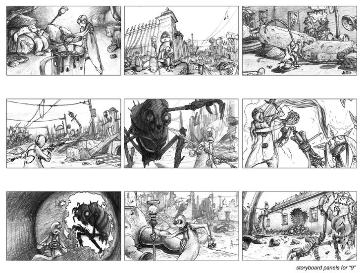 Film Storyboards. Blank Movie Storyboard Template Download Movie