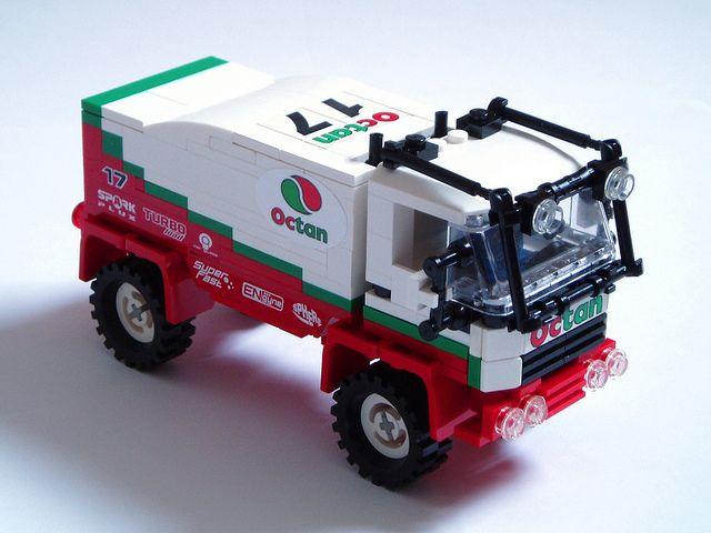 Octan Dakar race truck (3) | Flickr - Photo Sharing!