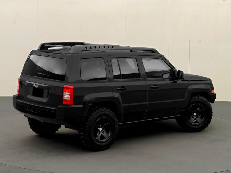 Matte Black - Jeep Patriot Forums