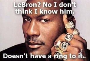 What Michael Jordan Really Thinks Of LeBron James (MEME)    Read more: http://news.fanfeedr.com/2012/06/04/what-michael-jordan-really-thinks-of-lebron-james-meme/#ixzz1wq2FKJyf