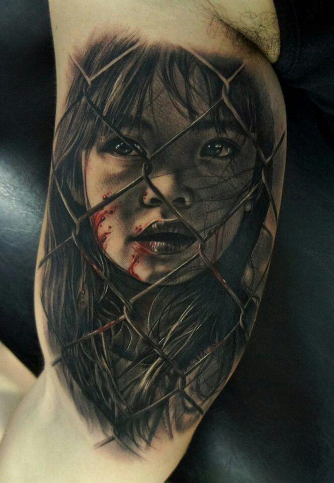 Pictures Of Fences Tattoos Kidskunst Info
