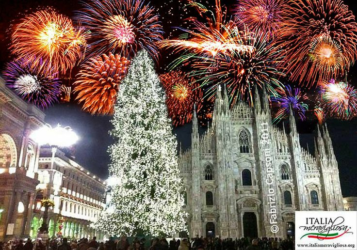 Happy new year from Milan !!