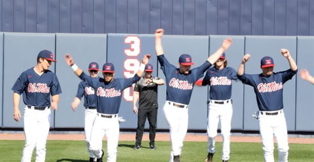 Ole Miss Baseball Where Do The Rebels Rank In This Week's Top 25 Polls?