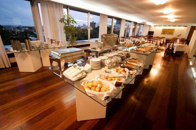 Foto de Premium Vila Velha Hotel Café da Mnhã
