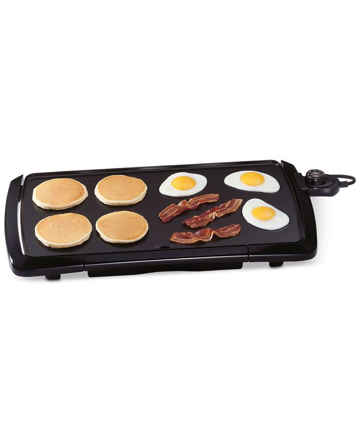 Presto Griddle Jumbo Cool Touch