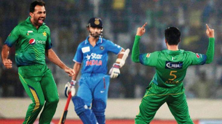India Vs Pakistan World T20 Match Prediction by Sachin #INDvPAK #PAKvIND #IndiavsPakistan #WT20 #WCT20 T20WC ICC World Twenty20 India vs Pakistan: Pakistan start favourites vs under pressure India - T20...