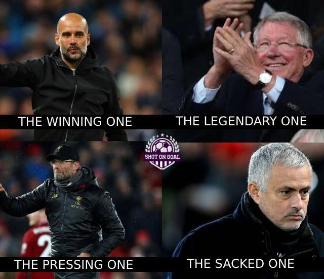 The Sacked One Football Funny Jose Mourinho Funny