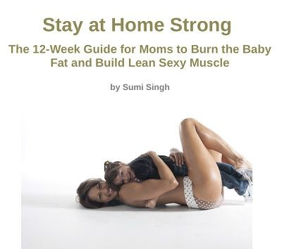 Check out  Sumi's Weight Loss Program for post-partum moms, stay at home moms, or any mom short on time! PLUS there is a Free Recipe Book as well!