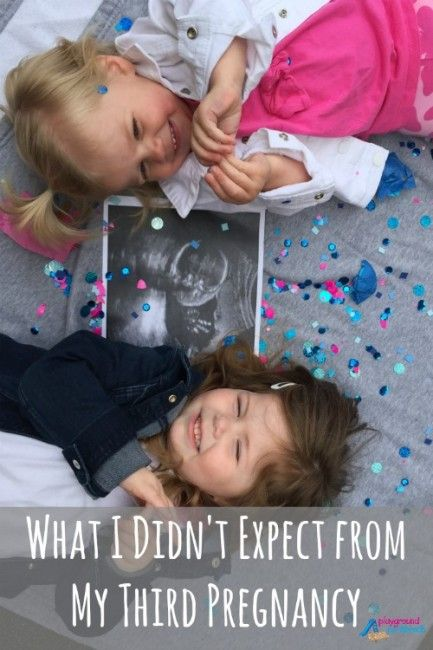 When it's your third pregnancy, the what to expect part, you would think, is pretty uneventful... only there were still some unexpected surprises.  Learn what I didn't expect from my third pregnancy - the good, the bad and the surprising!