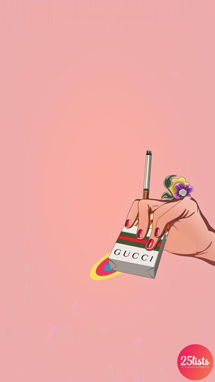 Luxury Fashion Album Gucci Gucci Wallpaper Iphone Iphone Wallpaper Art Wallpaper Iphone