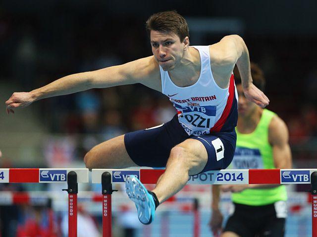 Result: Team GB duo reach 110m hurdles semis