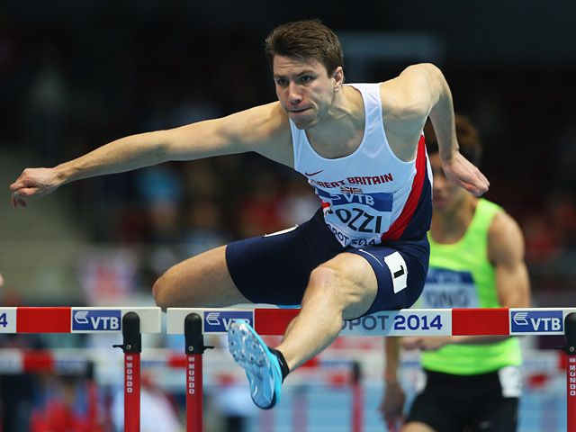 Result: Team GB duo reach 110m hurdles semis