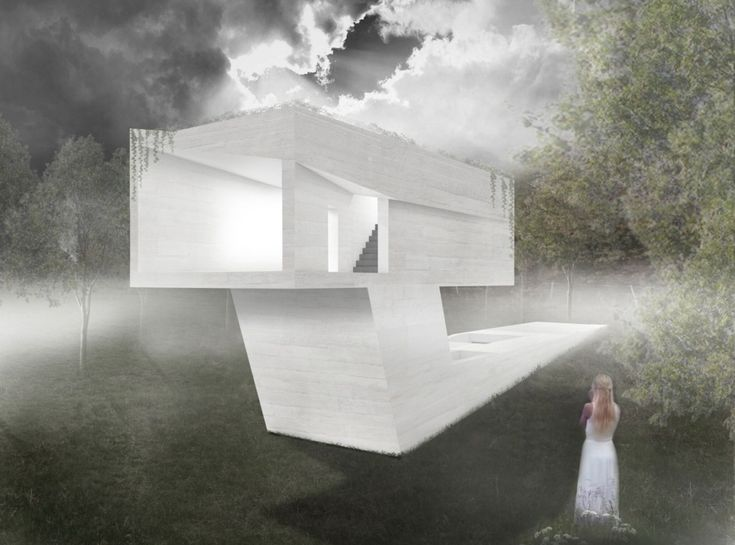 Gallery of 19 Emerging Firms Design Prototype Houses for Living Among Nature - 19