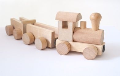 Oden's trains everywhere