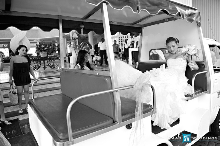 Destination Wedding photos at Gran Bahia Principe Jamaica by SAAB Weddings www.bahiaprincipe.com
