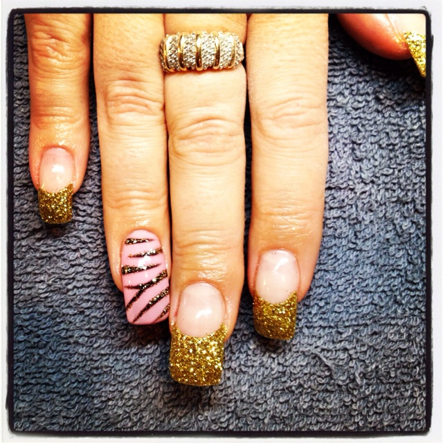 Could do any color!Colors, Krystal, Nails