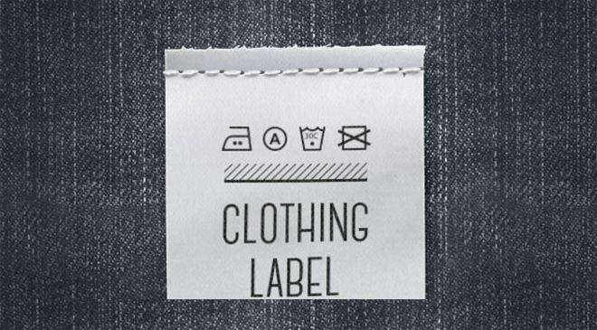 Download Clothing Tag Mockup Clothing Labels Custom Clothing Labels Clothing Tags