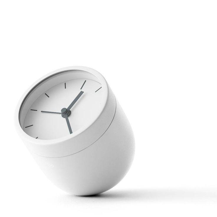 Tumbler Alarm Clock - Menu - $99.99 - domino.com