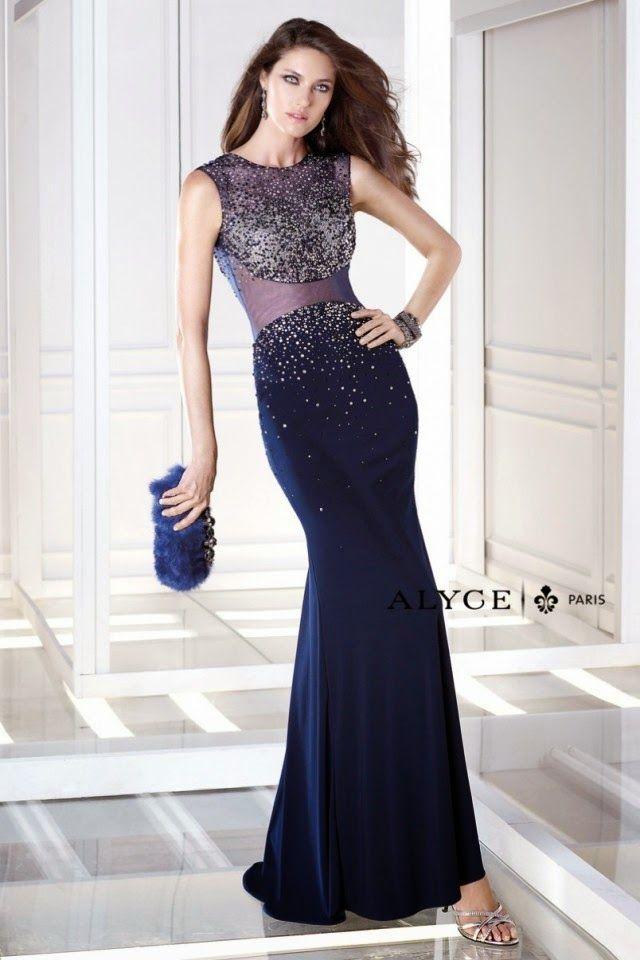 Nuevos Vestidos De Noche Para Fiestas De Fin De A 241 O Moda