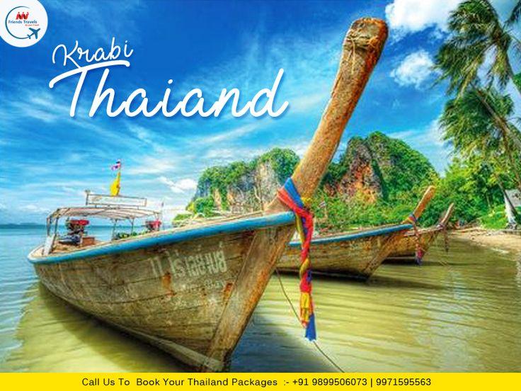 Visit Krabi, Thailand