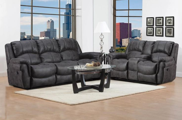 Simmons Sofa And Loveseat