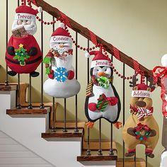 adornos para las escaleras