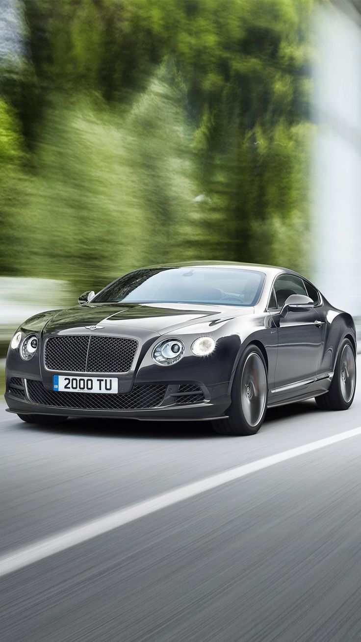 bentley continental gt обои на айфон