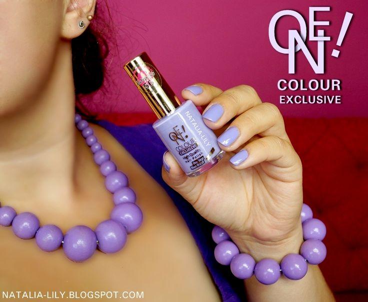 natalia-lily: Beauty Blog: ONE ! COLOUR EXCLUSIVE nr 56 (allepaznokcie.pl)