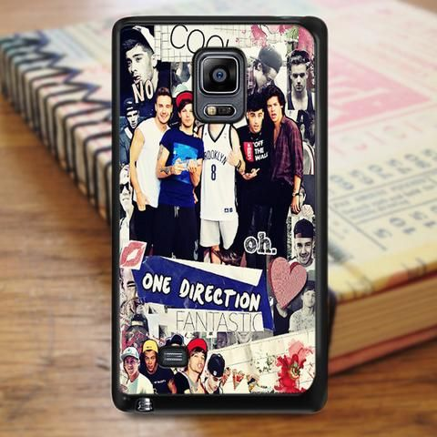 One Direction Cool Fantastic Collage Samsung Galaxy Note 3 Case