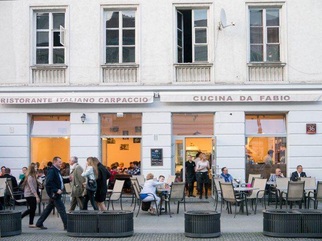 Ristorante Italiano Carpaccio in Warsaw