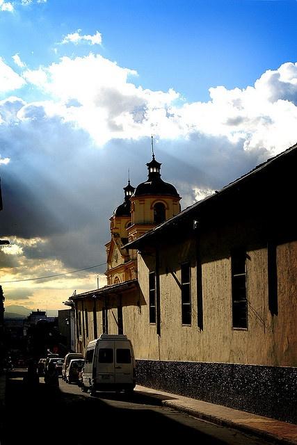 La Candelaria, Bogota, Colombia., via Flickr.