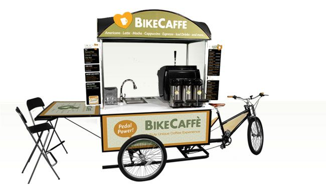 Coffee Bike – cafeteria sobre rodas | Mexido de Ideias                                                                                                                                                                                 Mais