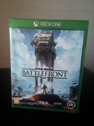 Star Wars Battlefront para Xbox one Preço R$ 200,00