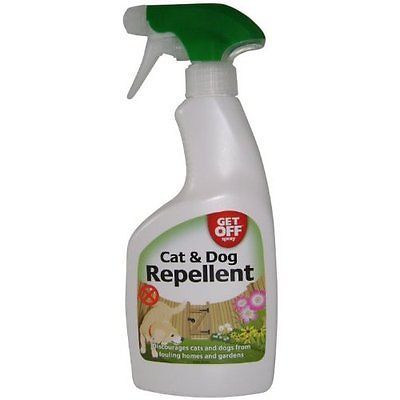 Rosewood Get off Dog and Cat Repellent Spray, 500 ml