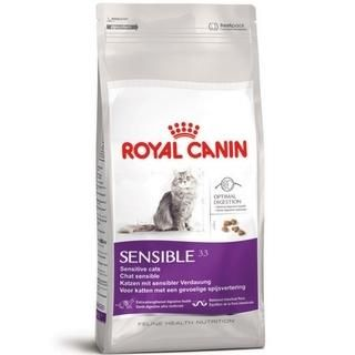 Royal Canin Kedi Maması Sensible 33 Tavuk Etli & Pirinçli Sindirim Problemli Yetişkin (1-10 Yaş Arası)