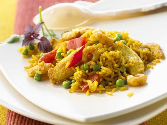 Nasi Goreng ist ein Rezept mit frischen Zutaten aus der Kategorie Hähnchen. Probieren Sie dieses und weitere Rezepte von EAT SMARTER!