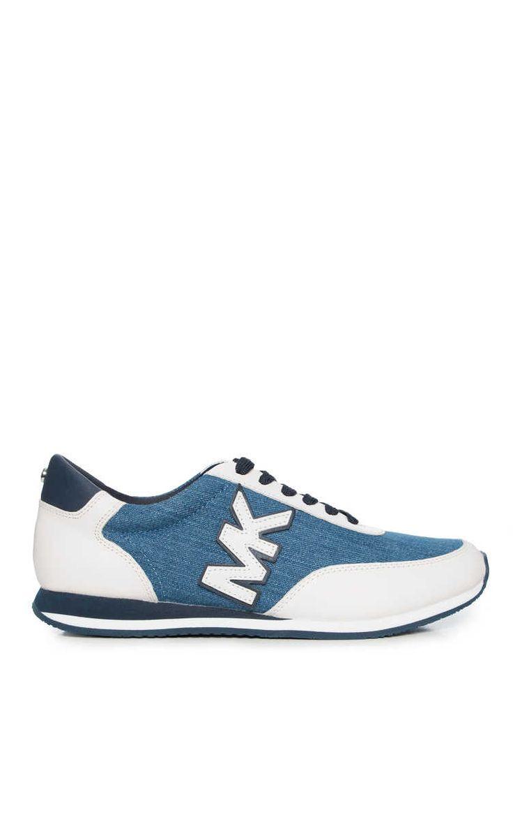 Sneakers Stanton Trainer LT DENIM - Michael - Michael Kors - Designers - Raglady