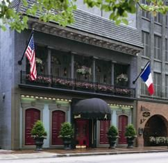 The Maisonette was Cincinnati's 5-Star french restaurant Now closed but for years it was grand!