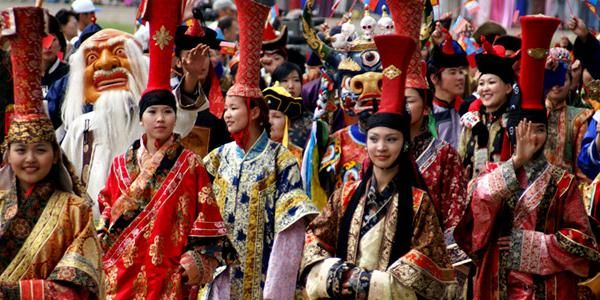 Naadam Festival in Mongolia with G'Adventures