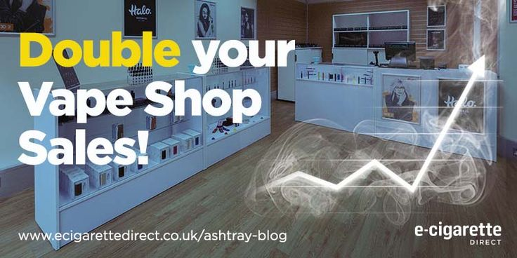 Have a vape shop? Check out these experts` tips on how to increase your sale, and claim your free guide to doubling your vape shop sales.