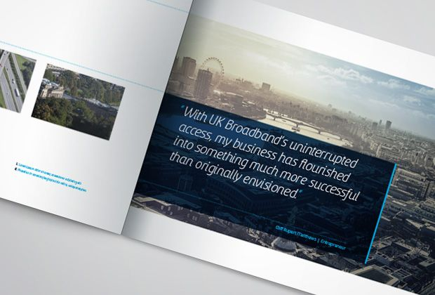 UK Broadband - Brand Refresh - Brochure Pages