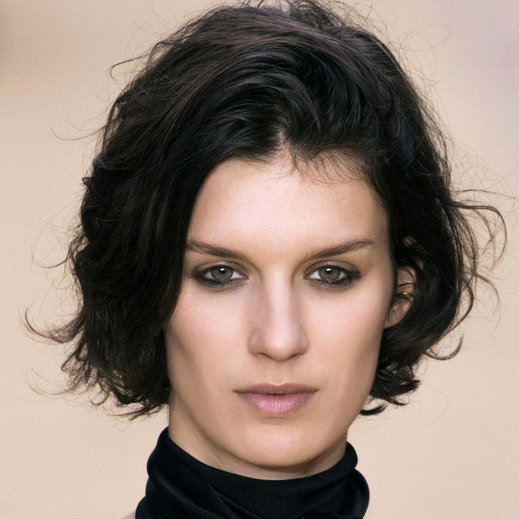 17 meilleures id es propos de court ondul sur pinterest cheveux courts ondul s cheveux - Carre ondule court ...