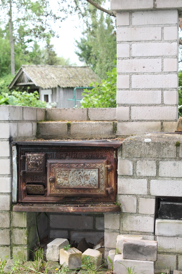 wanted:  antique oven to redo for outdoor oven at the cottage.