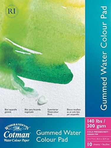 Winsor & Newton Cotman 140-Pound Water Colour Cold Press ... https://www.amazon.com/dp/B00CISVNUI/ref=cm_sw_r_pi_dp_x_8GQ8xb7MG011B
