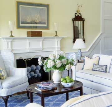An ode to fine Federal Style!