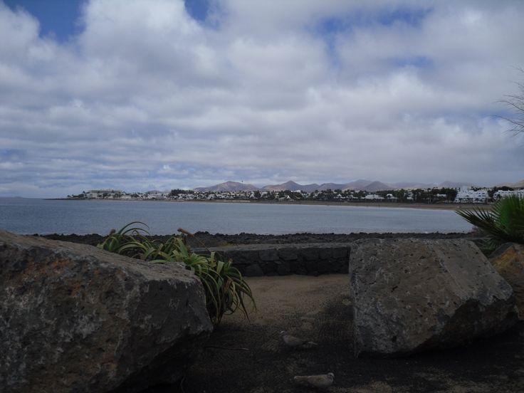 Lanzarote in Lanzarote, Canarias