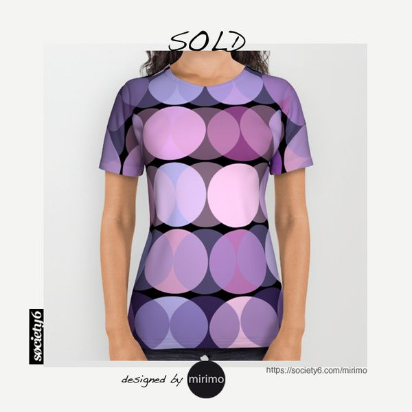 Sold All-over-print shirt