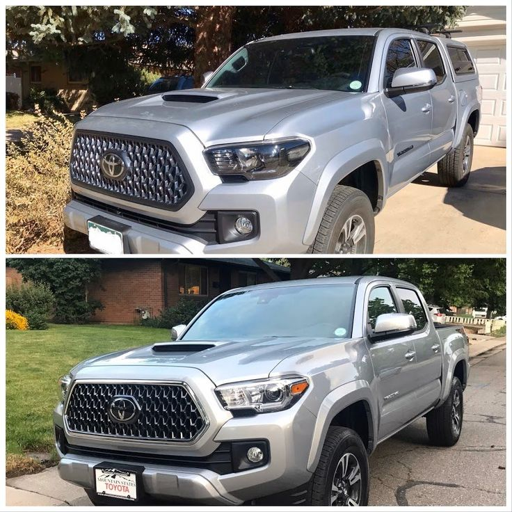 Show us your 3rd Gen Silver Thread!!! 2017 trd