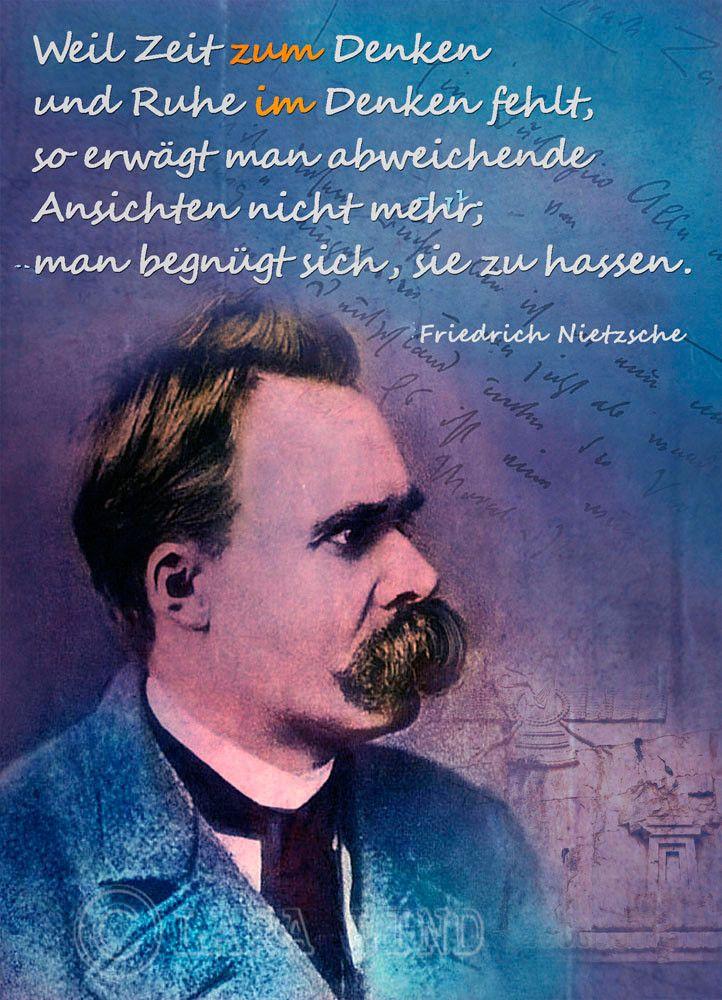 Friedrich Nietzsche Philosophische Zitate Inspirierende Zitate Und Spruche Spruche Zitate